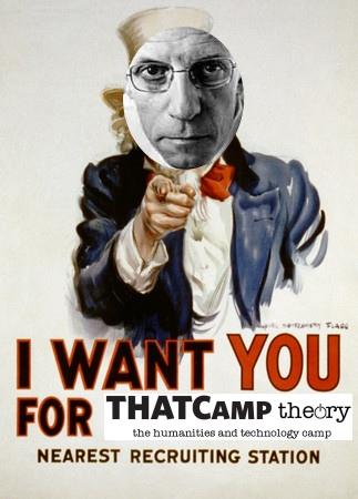 THATCamp Theory 2012 (@RutgersUniversity)