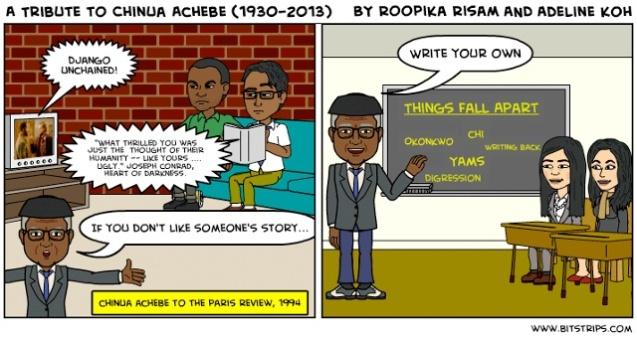#dhpoco Achebe
