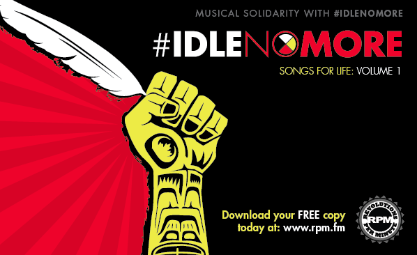 Idle No More Vol 1