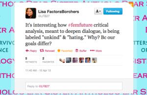 LFB Tweet Screenshot