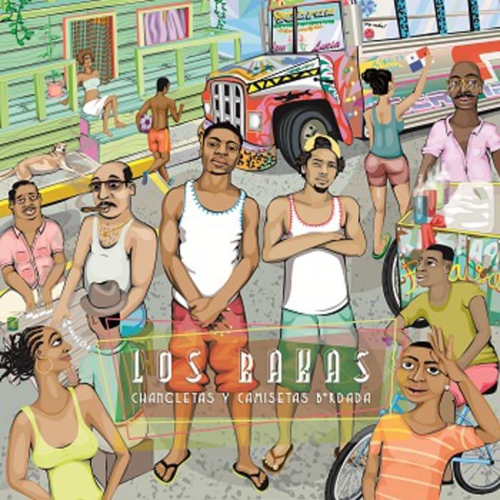 los_rakas_cover_of_album