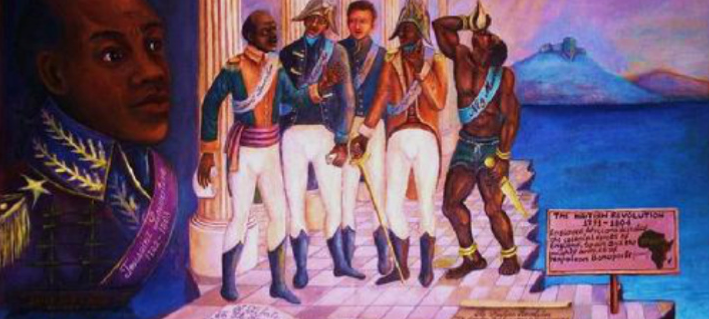 haitian revolution essay Find essays and research papers on haitian revolution at studymodecom we've helped millions of students since 1999 join the world's largest study community.