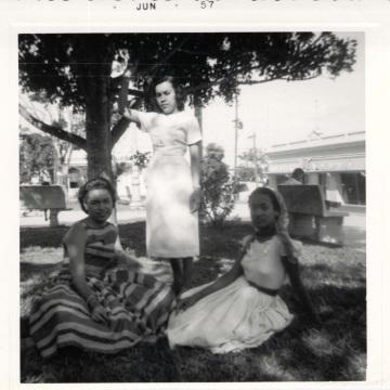 Mary Matos, June 1957