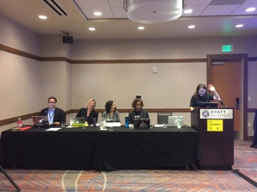 Digital Humanities Caucus: Homing/Redefining Digital Humanities in the Academy from an American Studies Perspective with Angel Nieves, Liz Losh, Vanessa Paredes, Jessica Marie Johnson, and Lauren Tilton - #2016ASA