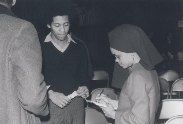 Sonia Sanchez, 1972, NYPL